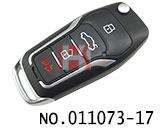 B系列-福特款四键遥控子机(B12-4)