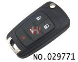 别克荣威950汽车4键遥控折叠匙壳