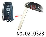 林肯汽车智能卡小钥匙