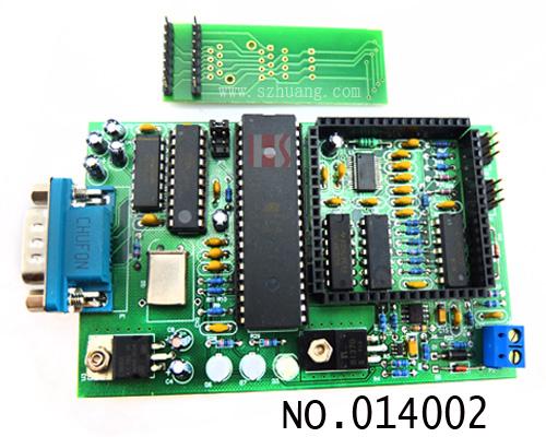 摩托罗拉MC68HC908A260编程器