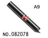 异形民用钥匙A9数控钥匙机铣刀(T60-MC00-45)