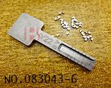 新现代(HY22)汽车活动齿靠模匙