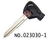 雅马哈摩托车可折磁珠钥匙(磁珠位正角)