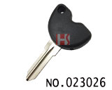比亚乔摩托车可装芯片匙壳(黑色)