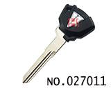 川崎摩托车钥匙外壳(黑)
