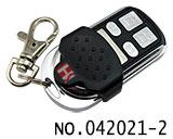 4键推盖拷贝子机(一号机固定码433MHZ)
