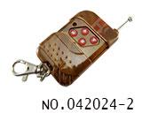 4键推盖拷贝子机(一号固定码433MHZ)