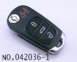 跳刀式折叠匙一号拷贝子机(433HMZ)