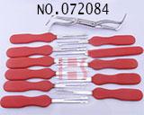 汽车锁剪刀型开启工具(11件套装)