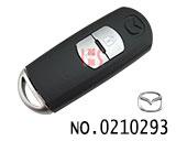 新款马自达CX5,昂科赛拉汽车两键智能遥控匙壳