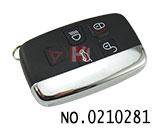 路虎极光汽车五键智能遥控匙(315频率)