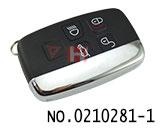 路虎极光汽车五键智能遥控匙(434频率)