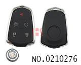 新款凯迪拉克汽车五键智能遥控匙壳