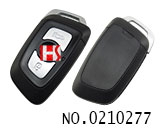 中华FSV H530 V3 等汽车三键智能遥控匙壳