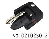 南美福特汽车三键遥控折叠匙头