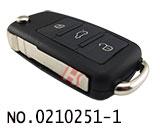 全新途锐无钥匙启动ID46电子芯片遥控钥匙/433Mhz