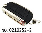 宾利款奥迪A8无钥匙启动ID46电子芯片遥控钥匙/315Mhz HU66