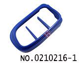 克莱斯勒、道奇、吉普汽车智能匙壳装饰圈(深蓝色)