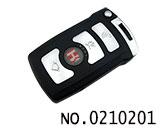 宝马7系汽车四键遥控匙(433频率)