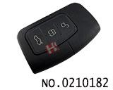 福特汽车3键遥控智能匙壳