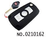 老款宝马汽车3键遥控改装折叠匙壳