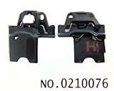 奥迪A4L Q5 A6L A8L汽车遥控匙电池夹