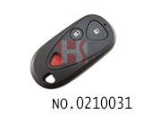 讴歌汽车2+1键遥控器外壳(无标