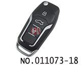 B系列-福特款三键遥控子机(B12-3)