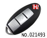 英菲尼迪汽车智能2键遥控匙
