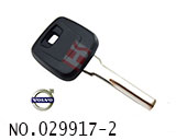 富豪汽车可装晶片匙(无标)