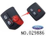福特汽车3健遥控器按健胶皮