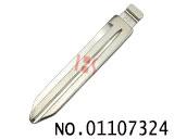 现代起亚K2汽车折叠遥控匙胚(86#)