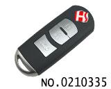 马自达昂克赛拉,阿特兹汽车智能三键遥控匙(433MHZ)