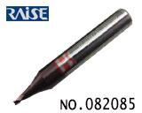手动钥匙机钨钢3刃立铣刀(1.5mm)