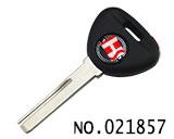 富豪汽车晶片钥匙