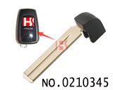 新款丰田霸道汽车智能遥控小钥匙