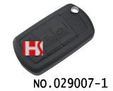 路虎发现3汽车三键遥控折叠匙(315MHZ)