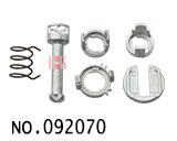 宝马E46汽车门锁芯配件