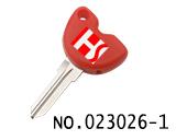 比亚乔摩托车钥匙外壳(红色)