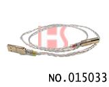 纯银质USB数据线