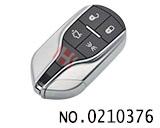 玛莎拉蒂汽车四键智能遥控匙(频率:MHZ433)