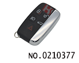 捷豹汽车五键智能遥控匙(频率:433MHZ)