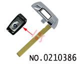 新款宝马汽车智能卡改装款小钥匙