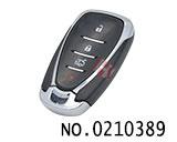 新款雪佛兰汽车四键智能遥控匙壳