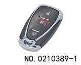 新款雪佛兰汽车三键智能遥控匙壳