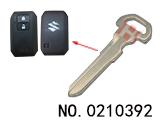 铃木汽车智能卡小钥匙