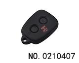 丰田汽车两键遥控器国外版(频率:433)