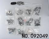 本田系例汽车套锁(11件)