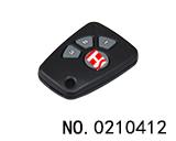 雪佛兰汽车四键遥控器433频率(国外版)