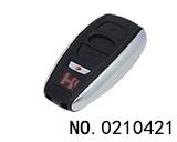 新款富士(斯巴鲁)汽车四键智能遥控匙壳